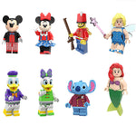 BALODY Disney Mickey Minnie Donald Duck Daisy Model Blocks