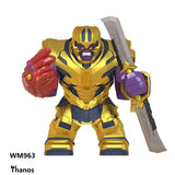 Thanos Super Heroes Action Figure Set