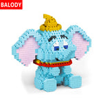 BALODY Dumbo Model Building Blocks