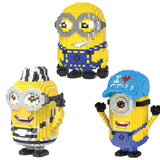 BALODY Minions Model Building Blocks