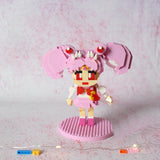 BALODY Sailor Moon Catoon Mini Figures Blocks