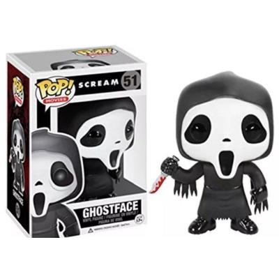 POP Scream Ghost Face Model