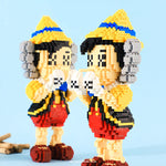 BALODY Pinocchio Blocks
