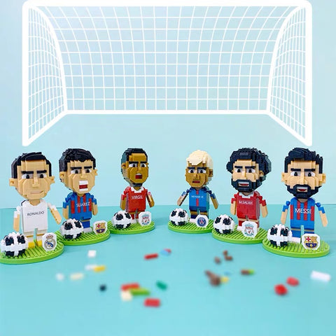 World Cup Soccer Star Building Block