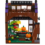 Scooby Doo Mysterious Ghost House 860pcs Building Block