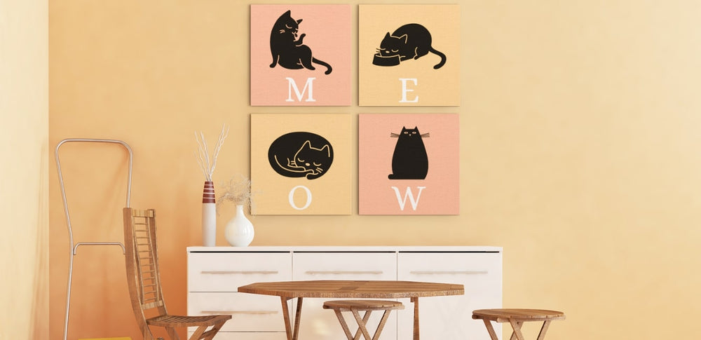 cat home and living  product computer - homepage pussmeow