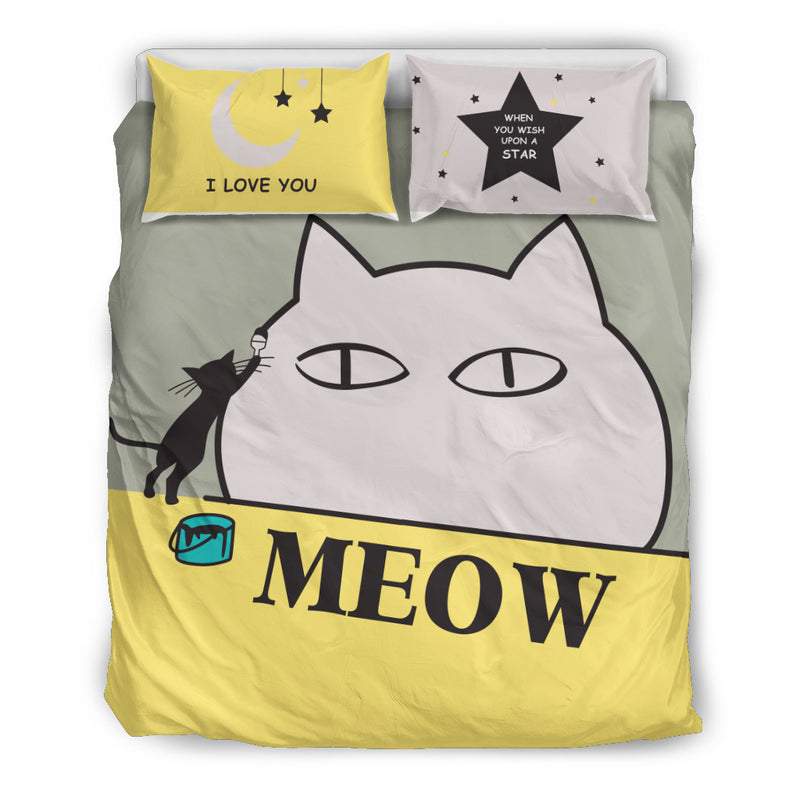 Big Cat Bedding Set