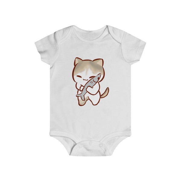 Rejoice Cat Baby Bodysuits 2