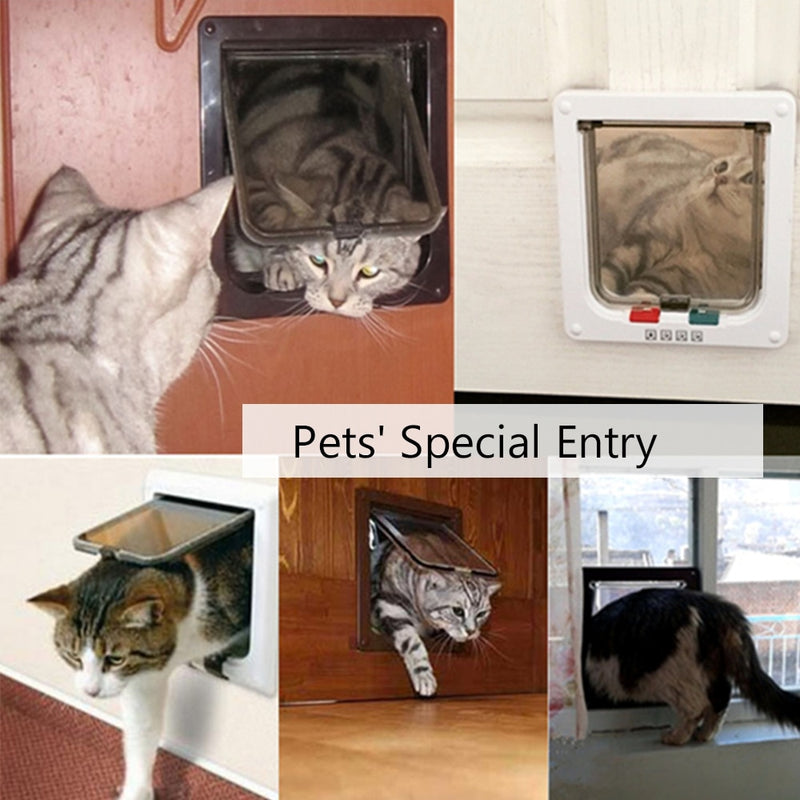 Safety and Flexible Cat Gates - Customer Review