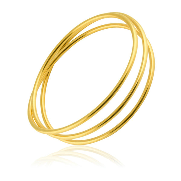 CHAOS BANGLE GOLD