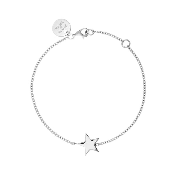 STAR ARMBAND SILVER