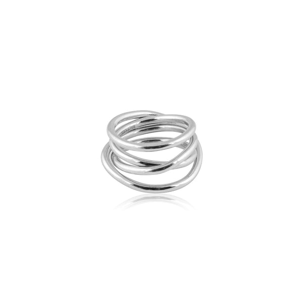 CHAOS RING SILVER