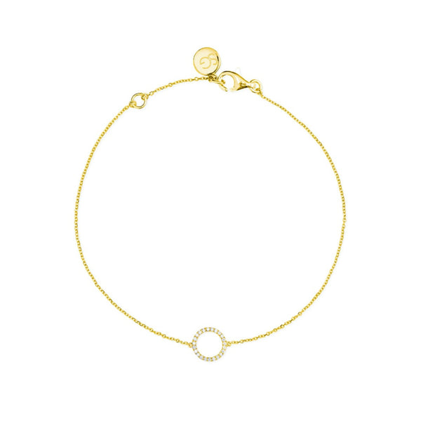 DIAMANTARMBAND CIRCLE