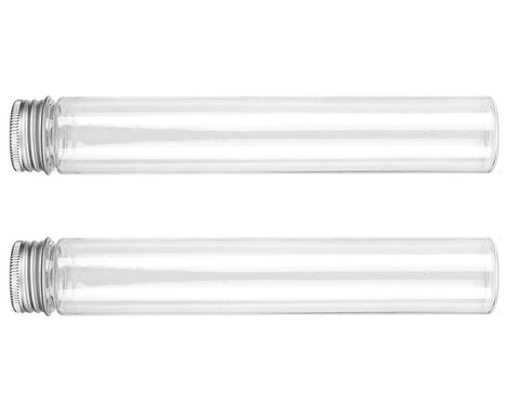 Powder Shaker Tubes - set of 2