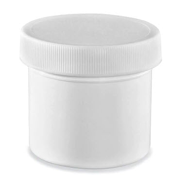 1/2 oz Lidded Jar - set of 12