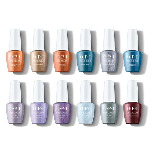 OPI GEL MUSE OF MILAN - 40% OFF Discount Code: OFF40