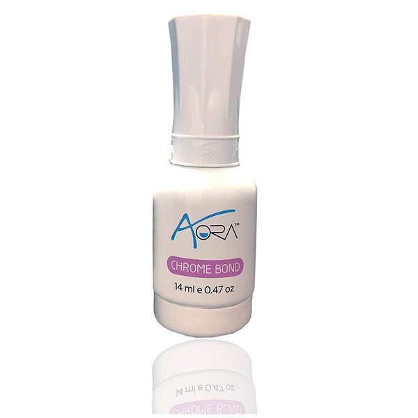 AORA CHROME . METAL . SHINE- BASE COAT 0.47OZ