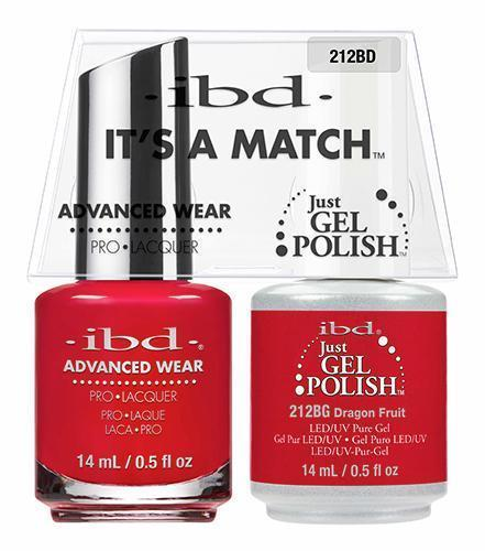 IBD IT'S A MATCH DUO 212BD - DRAGON FRUIT