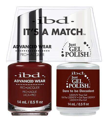 IBD IT'S A MATCH DUO 227BD - DARE TO BE DECADENT