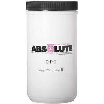 OPI ACRYLIC POWDER ABSOLUTE - TRANSLUCENT PINK 32oz
