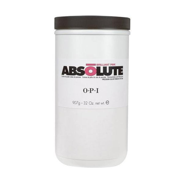 OPI ACRYLIC POWDER ABSOLUTE - BRILLIANT PINK 32oz