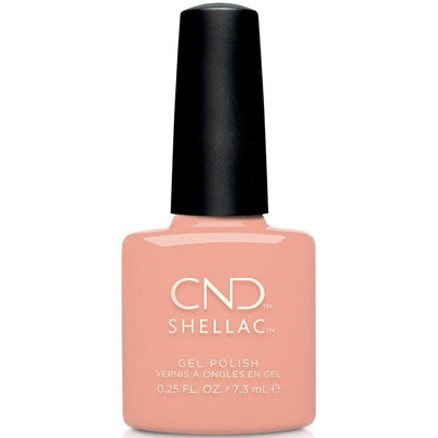 CND SHELLAC GEL POLISH - BABY SMILE