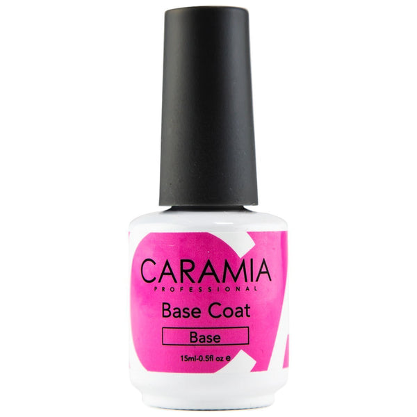 CARAMIA BASE COAT 0.5OZ