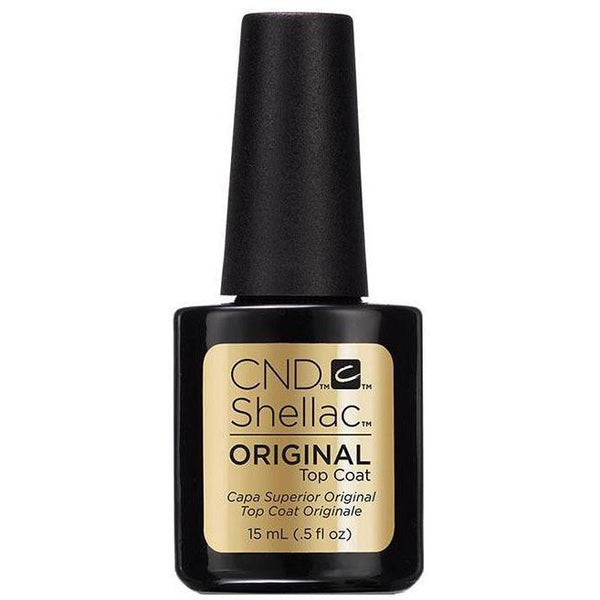 CND - SHELLAC TOP COAT 0.5oz