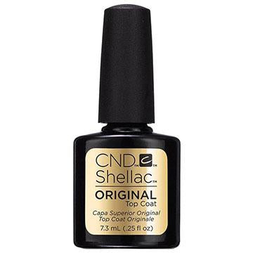 CND SHELLAC - TOP COAT ORIGINAL (SMALL) 0.25OZ