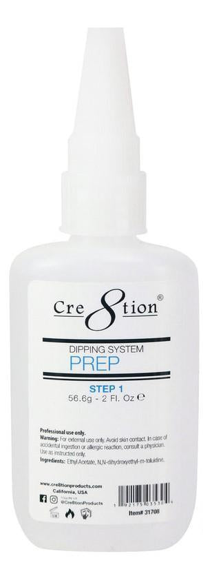 CRE8TION DIP ESSENTIALS - PREP 2oz