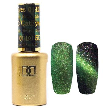 DND5D-01 - DND CHAMELEON 5D CAT EYE GEL