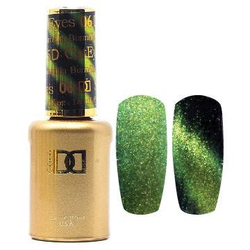 DND CHAMELEON 5D CAT EYE GEL - 6