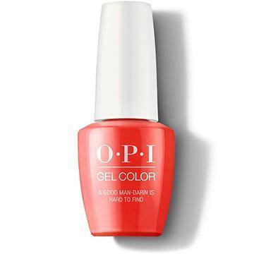 OPI GELCOLOR - GOOD MAN-DARIN HARD FIND