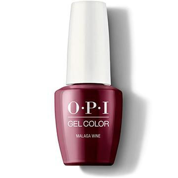 OPI GELCOLOR - MALAGA WINE