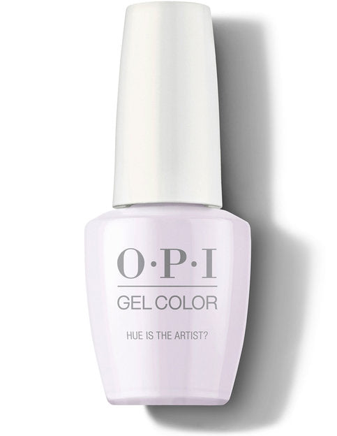 OPI GELCOLOR - HUE IS THE ARTIST?  (New Mexico Collection)