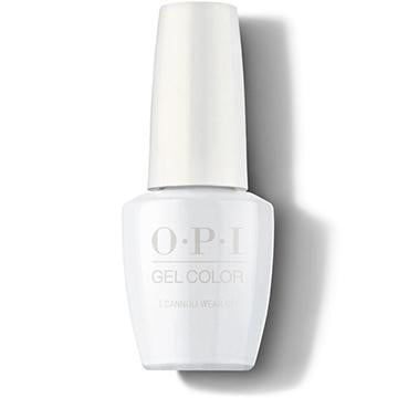 GCV32A - GC - I CANNOLI WEAR OPI