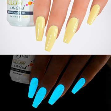 GG04 - CRE8TION GLOW IN THE DARK GEL
