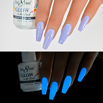 GG09 - CRE8TION GLOW IN THE DARK GEL