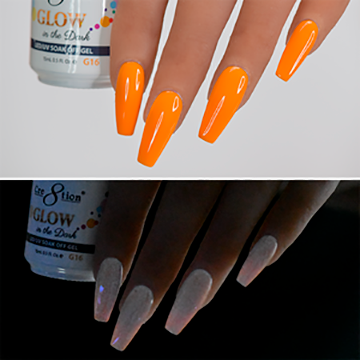 GG16 - CRE8TION GLOW IN THE DARK GEL
