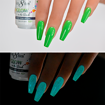 GG21 - CRE8TION GLOW IN THE DARK GEL