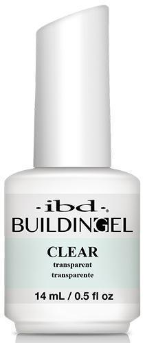 IBD BUILDING GEL - CLEAR 0.5oz