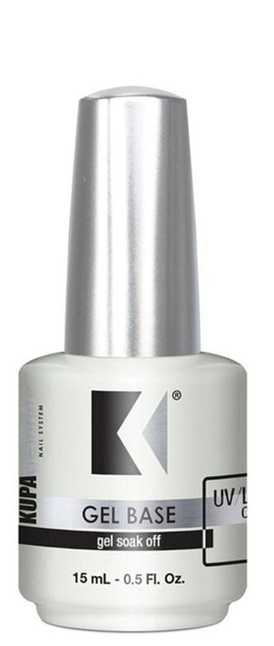 KUPA GEL BASE COAT 0.5oz
