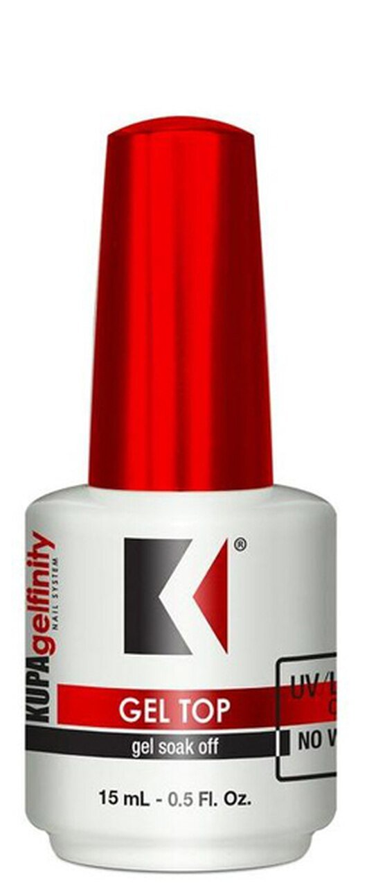 KUPA TOP COAT - NO CLEANSE 0.5oz
