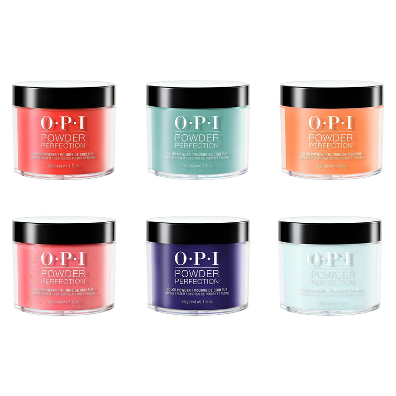 OPI - MEXICO DIP POWDER PERFECTION (6pc)