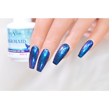 MM12 - CRE8TION MERMAID LED/UV SOAK OFF GEL