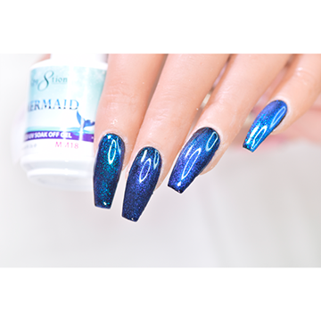 MM18 - CRE8TION MERMAID LED/UV SOAK OFF GEL