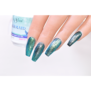 MM19 - CRE8TION MERMAID LED/UV SOAK OFF GEL
