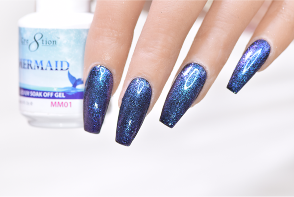 MM01 - CRE8TION MERMAID LED/UV SOAK OFF GEL