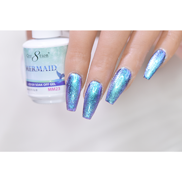 MM23 - CRE8TION MERMAID LED/UV SOAK OFF GEL