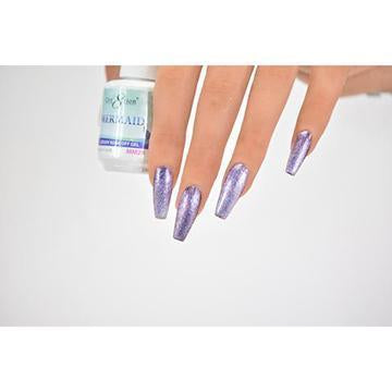 MM29 - CRE8TION MERMAID LED/UV SOAK OFF GEL